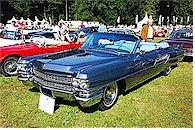 61 Cadillac Series 62 Convertible