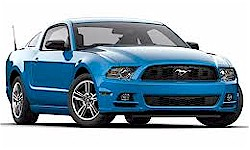 The 2016 Ford Mustang