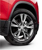 Trax Alloy Wheel