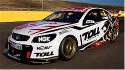 V8 Supercars - Holden Racing Team