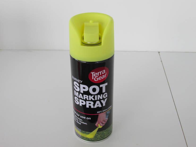 TerraGear Spot Marker Paint Fluoro Yellow