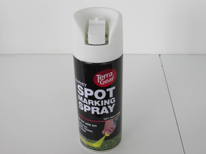 TerraGear Spot Marker Paint White