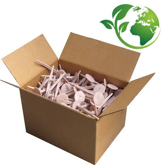 BioPins (100% Natural - Biodegradable)