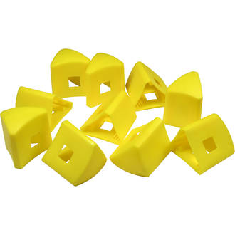 Y-Post End Caps 20 Pack