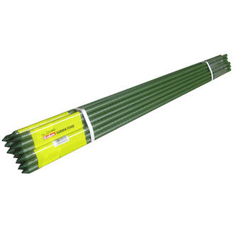 Eslon Stakes (Plastic Coated Steel) 900-2400mm length