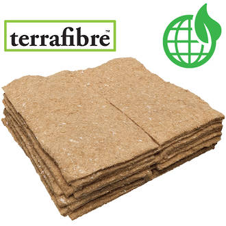 TerraFibre™ Hemp Mulch Mats 1000gsm (Biodegradable)