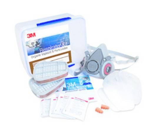 Respirator Starter Kit Vapour & Particle