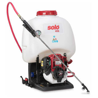 Heavy Duty Honda Powered Knapsack Sprayer 20L