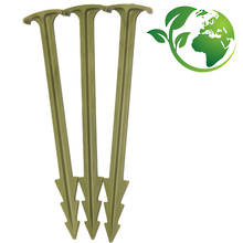 GreenStake Pins (100% Natural - Biodegradable)