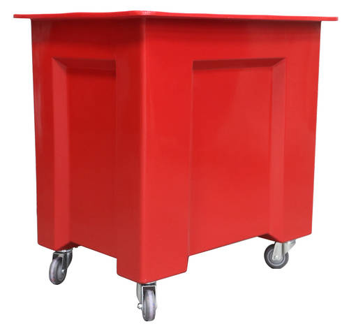 Plastic Tub Trolleys - Food Grade Rated