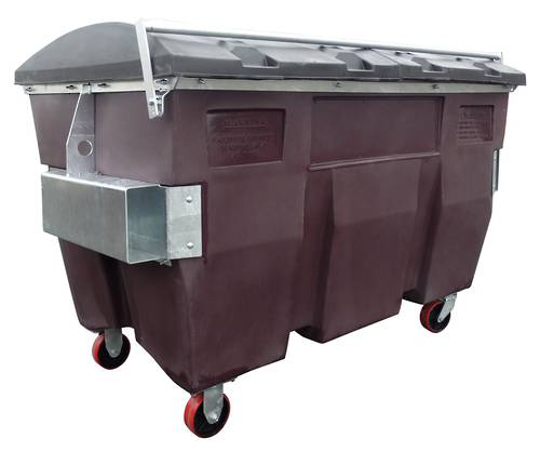 Waste & Recycling Skips - Front end load Bin