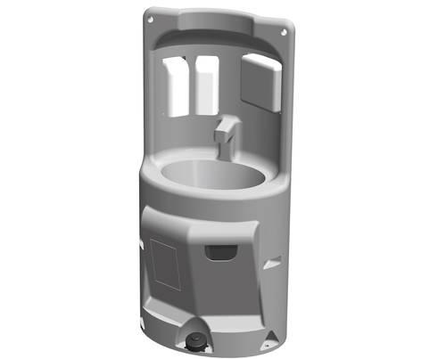 Smart Wash Station - Portable Hand Wash Station