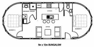 bungalowplan
