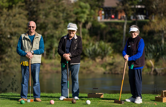 More companionship and social activities to fill your day