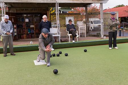 retirement home activities
