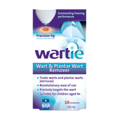 Wartie Freeze Wart & Plantar Wart Remover 50ml