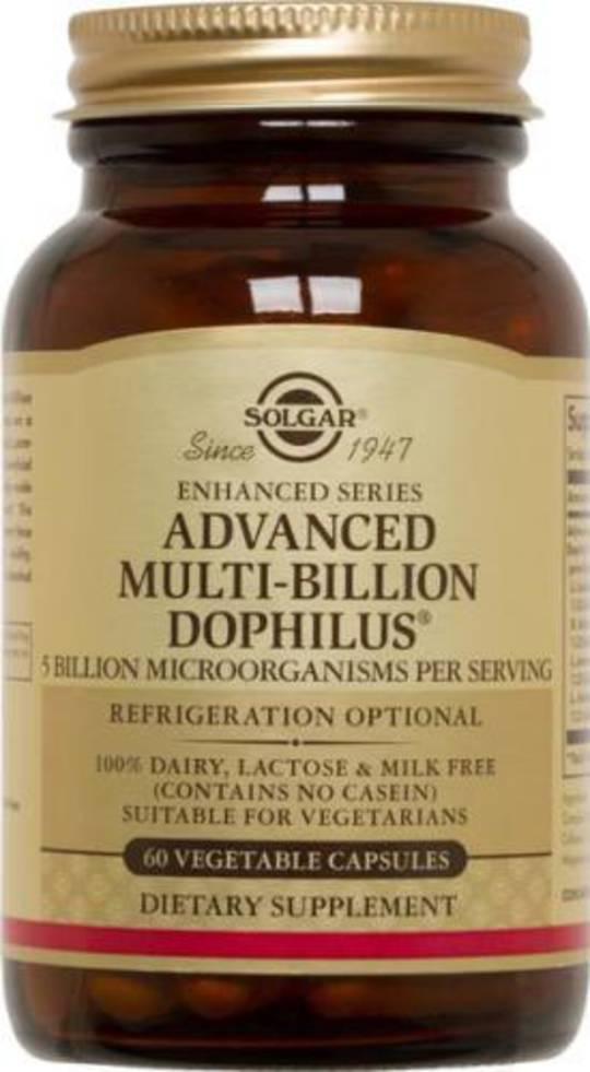 Solgar Advanced Multi-Billion Dophilus