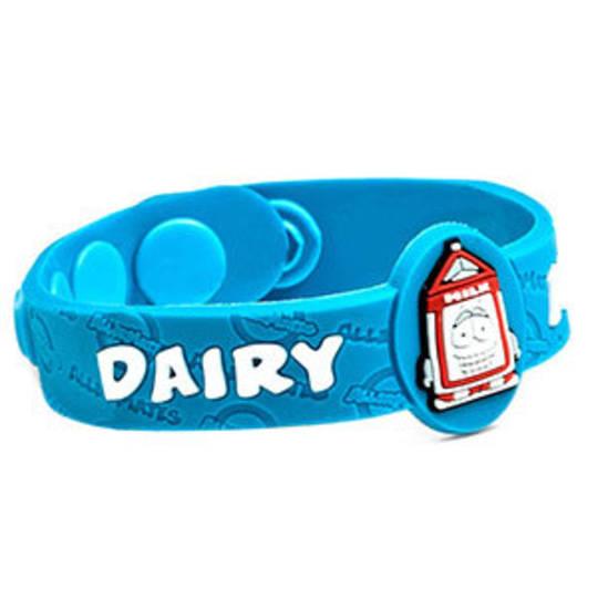 Dairy Allergy Wristband
