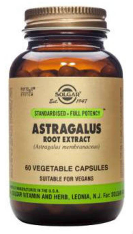 Solgar Astragalus Root Extract Vegicaps 60