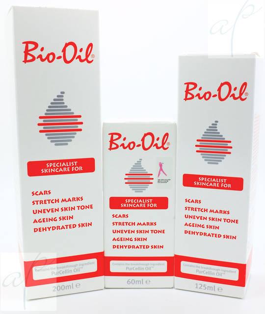 Bio-Oil (various sizes)