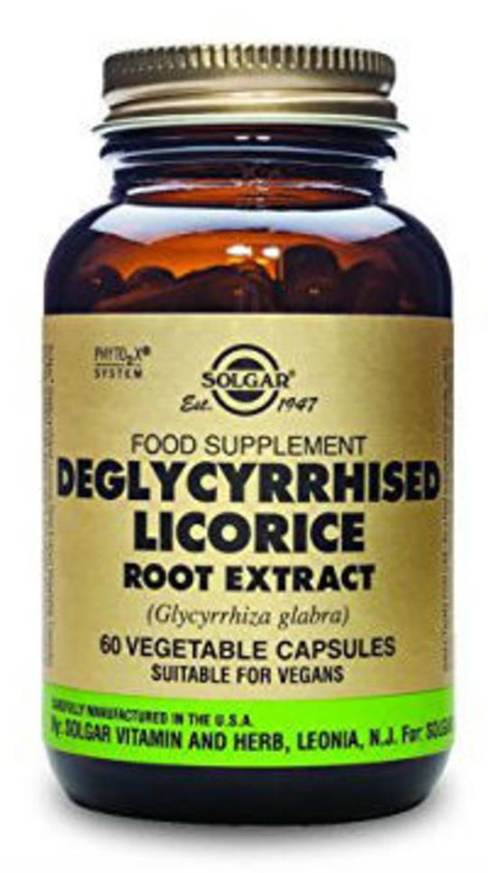 Solgar Deglycyrrhised Liquorice Root Extract