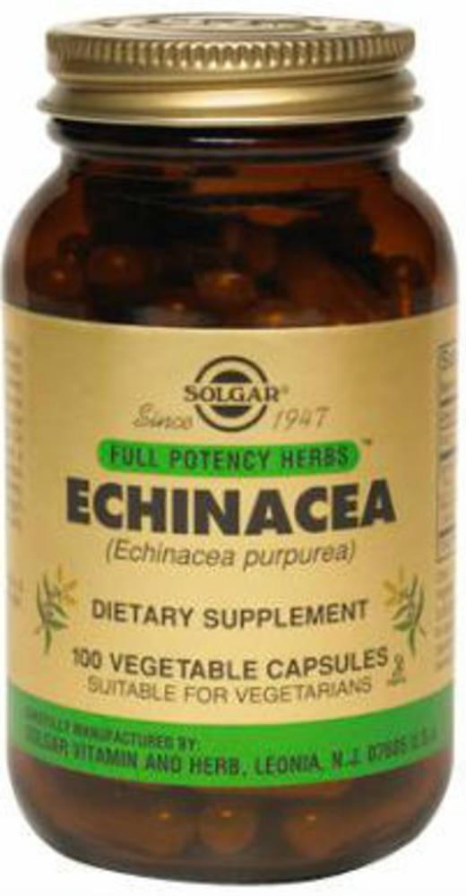 Solgar Echinacea 520mg 100 Vegicaps