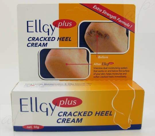 Ellgy Plus Cracked Heel Cream