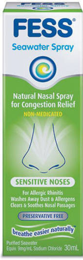FESS Sensitive Noses Nasal Spray 30ml