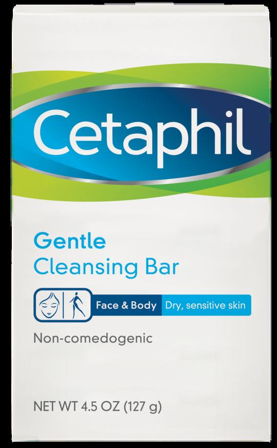 Cetaphil Gentle Cleansing Bar 127gm