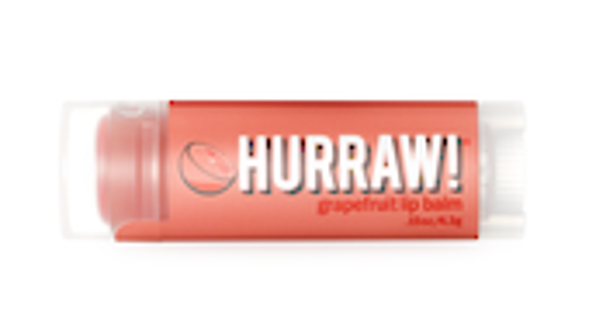 Hurraw! Organic Grapefruit Lip Balm