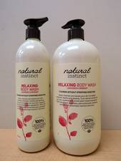 Natural Instinct Relaxing Body Wash 1 Litre