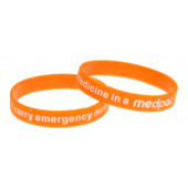 Silicone Wristband Medpac