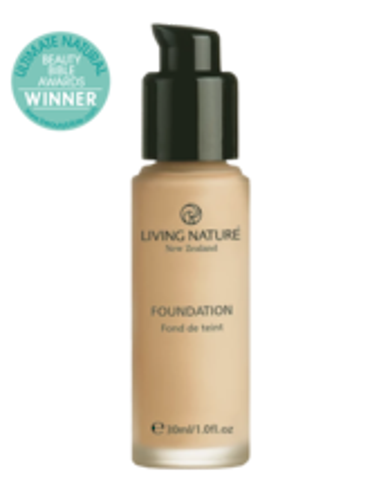 Living Nature Foundation Pure Buff 30ml