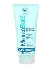 Organic Manuka Biotic Body Lotion