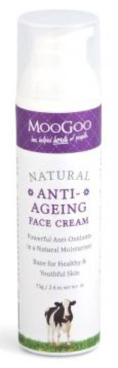 MooGoo Anti-Ageing Antioxidant Face Cream 75g