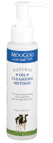 MooGoo Oil Cleansing Method 100 mL
