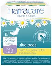 Natracare Ultra Pads Long 10