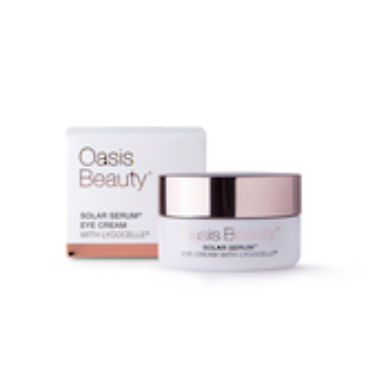 Oasis Beauty Solar Serum Eye Cream 15ml