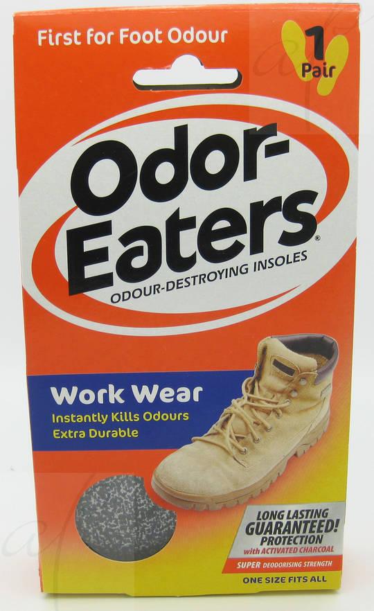 Odor Eaters Work Wear Insoles
