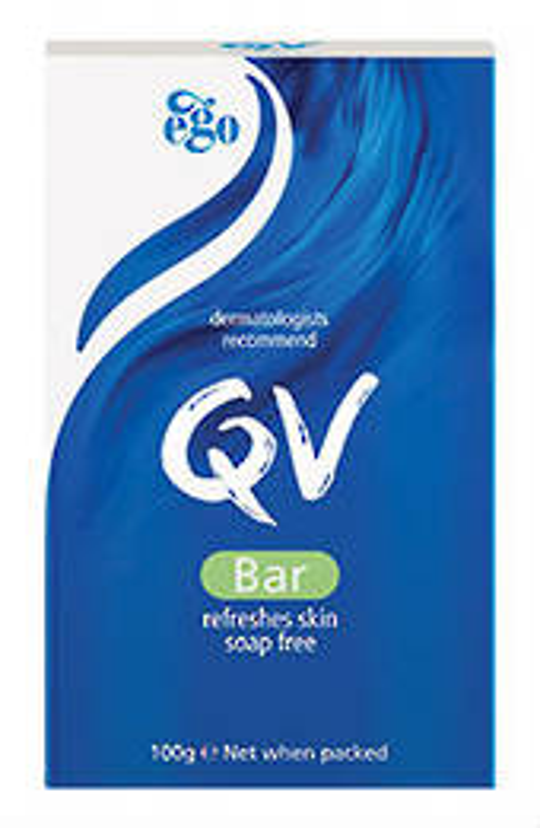 QV Body Bar 100g