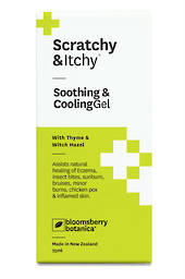 Botanica Scratchy & Itchy Skin Cooling Gel 75ml
