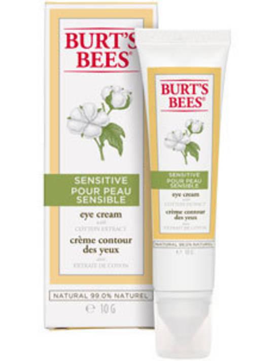 Burt's Bees Sensitive Eye Cream 14.1g