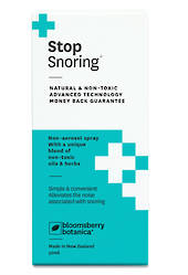 Botanica Stop Snoring Spray 50ml