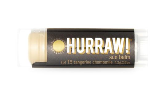 Hurraw! Organic Sun Balm SPF 15