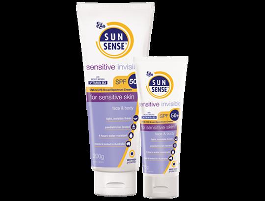 Sunsense Sensitive Invisible SPF50+ Sunscreen