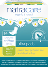 Natracare Ultra Pads Regular 14