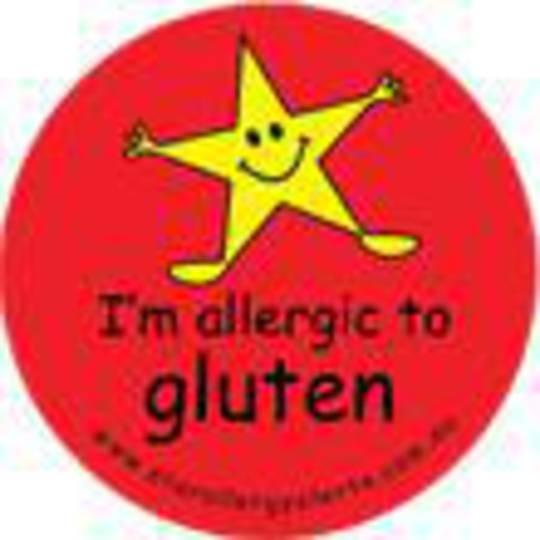 I'm Allergic to Gluten Sticker Pack