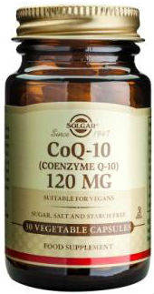 Solgar Co-enzyme Q10
