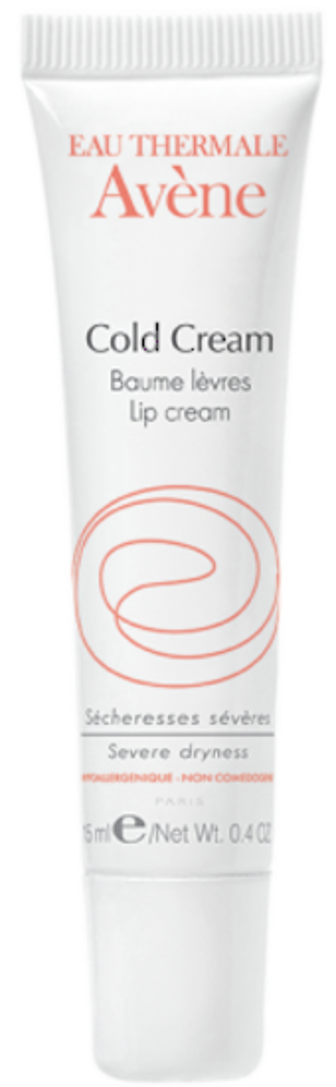 Avene Cold Cream Lip Cream 15ml