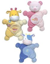 Asthma Friendly Toys - Comfort Cuddly (Bear/Cow/Giraffe)